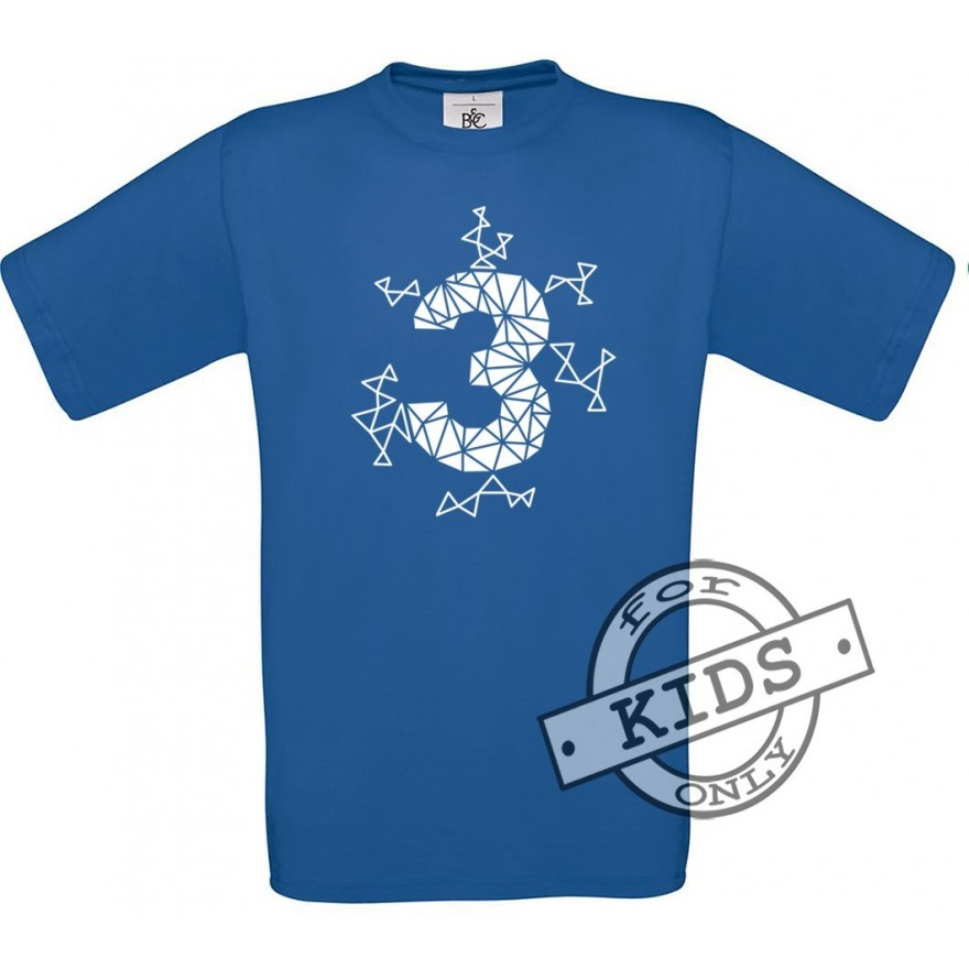 3zahl T-Shirt kids