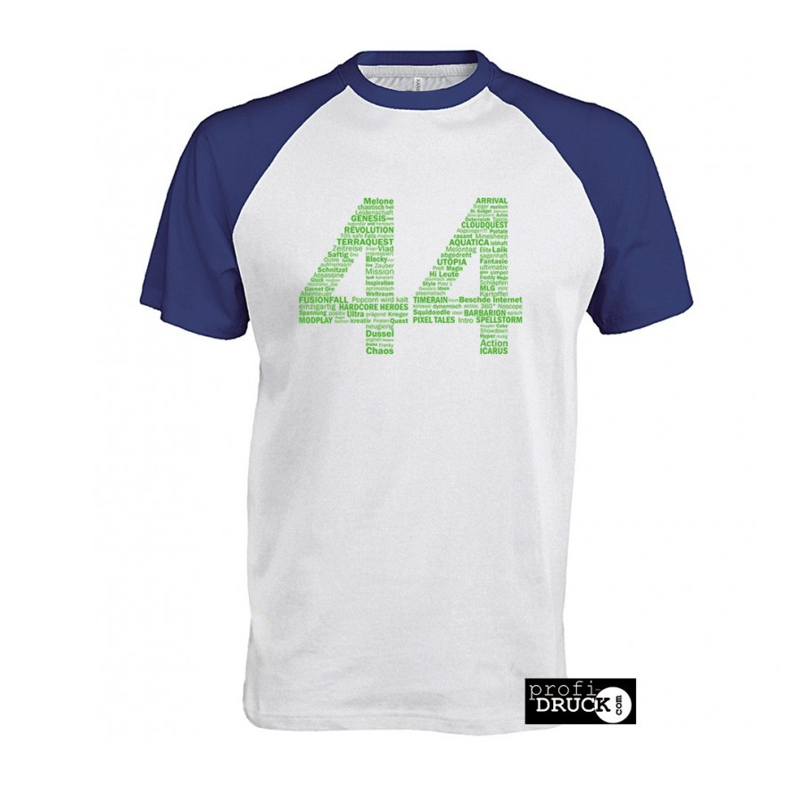 44green baseball t shirt. Black Bedroom Furniture Sets. Home Design Ideas