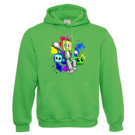 OSTER-ChaosfloStar Hoodie
