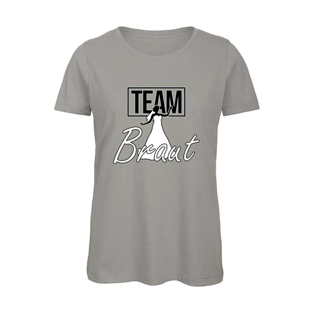 Polterabend T-Shirts | Polterabend Tshirt Team Braut