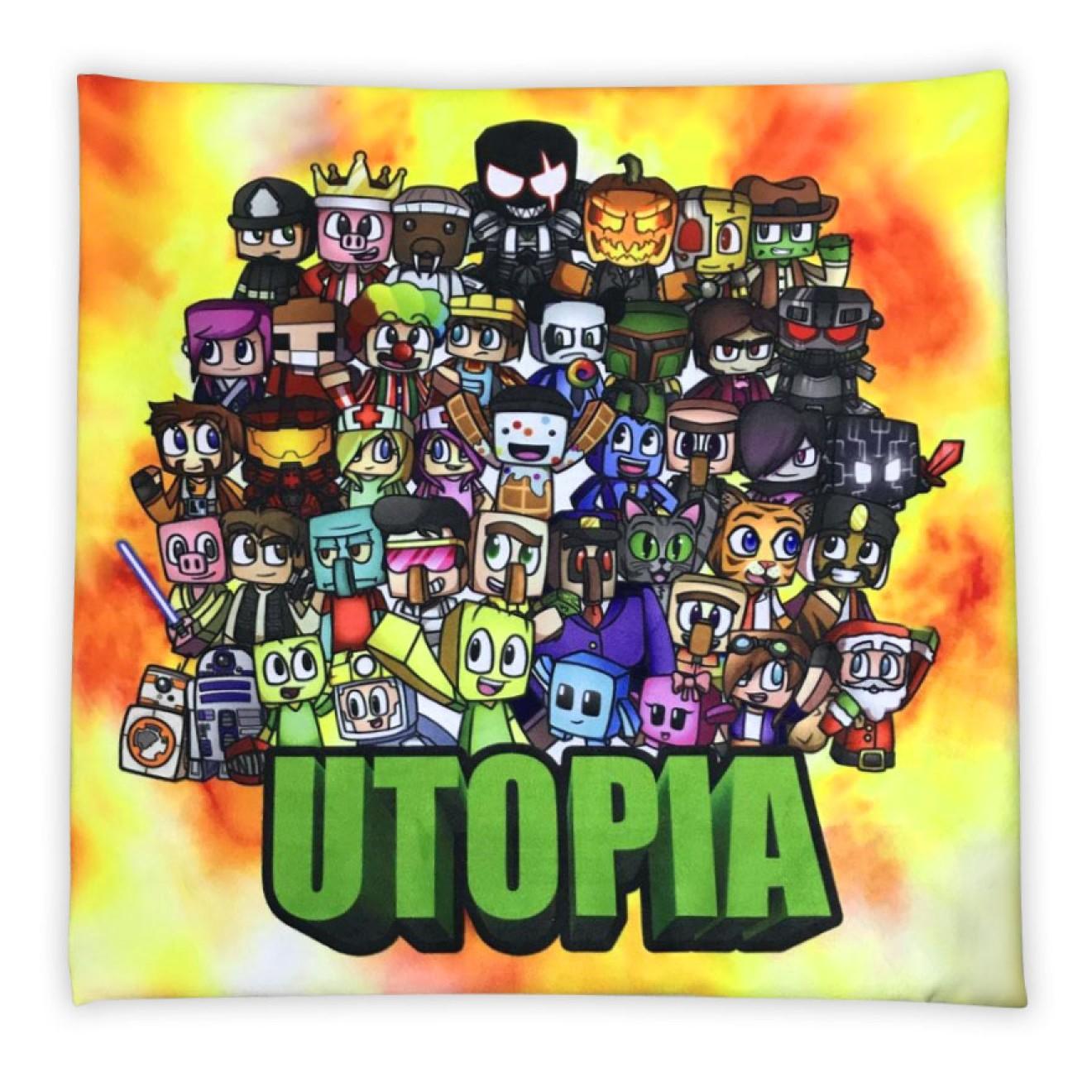 Chaosflo44 utopia kissenh lle 40 x 40 cm for Finestra 40 x 40