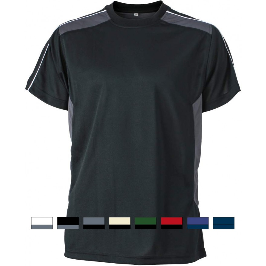 James & Nicholson | JN 827 Workwear T-Shirt