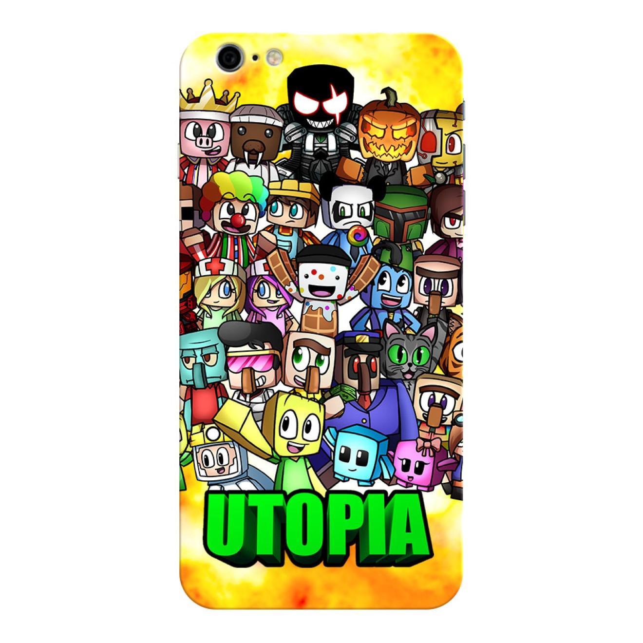 Utopia Website Design