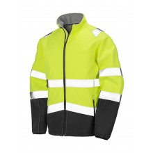 Result R450X Safety Softshell Jacke