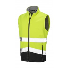 Result R451X Safety Softshell Gilet