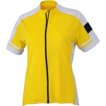 JN 453 Ladies Bike-T-Shirt Full Zip