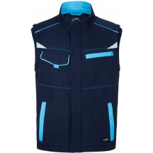 James & Nicholson | JN 852 Workwear Sommer Softshell Gilet