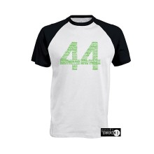 44green Baseball T-Shirt
