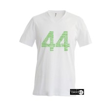 44green T-Shirt V-Neck