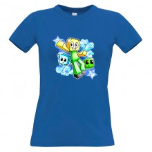 DIAMANT CHAOSFLO STAR T-Shirt Girlie Shirt