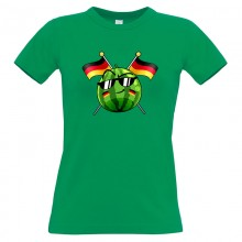 TEAM MELONE DEUTSCHLAND T-Shirt Girlie Shirt