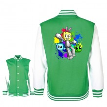 OSTER-ChaosfloStar College Jacke