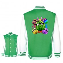 OSTER-TeamMelone College Jacke