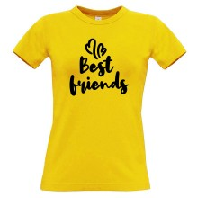 BEST FRIENDS T-Shirt Girlie Shirt