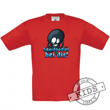 SQUIDOODLE T-Shirt kids