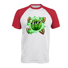 TEAM MELONE Baseball T-Shirt