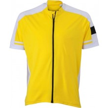 JN 454 Men´s Bike-T-Shirt Full Zip