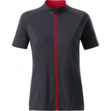 JN 515 Ladies Bike-T-Shirt Full Zip