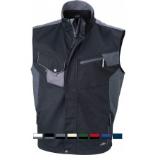 James & Nicholson | JN 822 Workwear Gilet