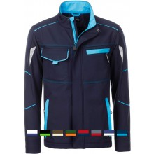 James & Nicholson | JN 851 Workwear Sommer Softshell Jacke