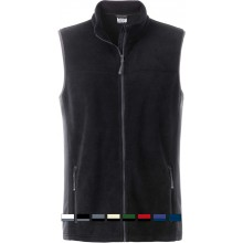 James & Nicholson | JN 856 Herren Workwear Fleece Gilet