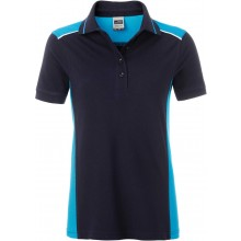 James & Nicholson | JN 857 Damen Workwear Piqué Polo