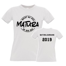 MATURA T-Shirt Girlie Shirt 2019